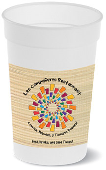 Promotional Color Change Cup