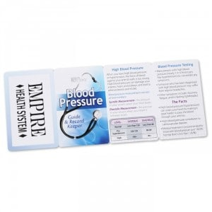 111520 Blood Pressure Key Points  Promotional Products from 4imprint