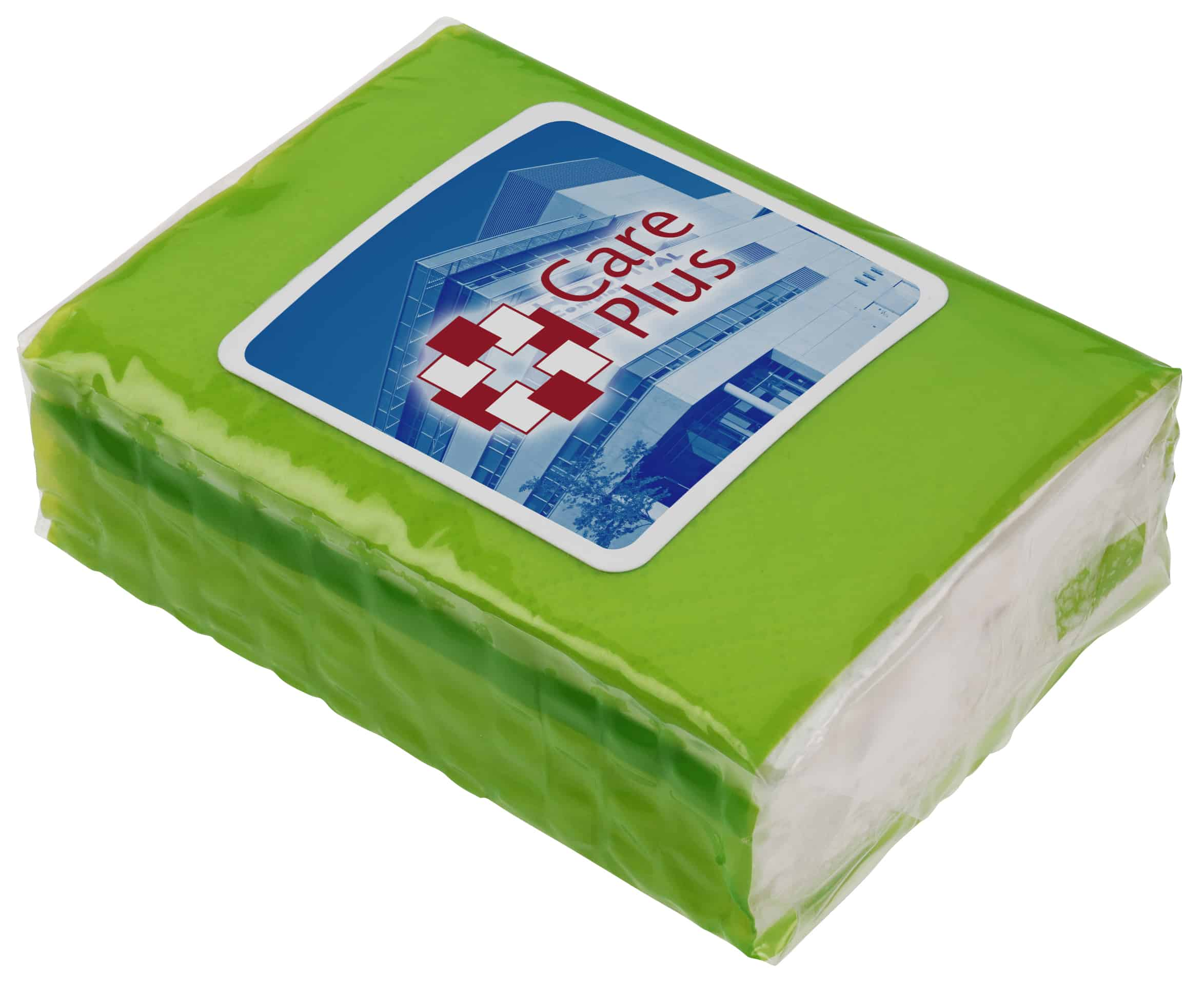 A logged Small Tissue Packet.