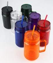 Game Day Mason Jar | Promotional Products from 4imprint