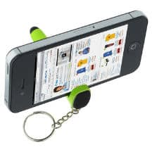 Snippet Phone Stand Stylus Key Tag