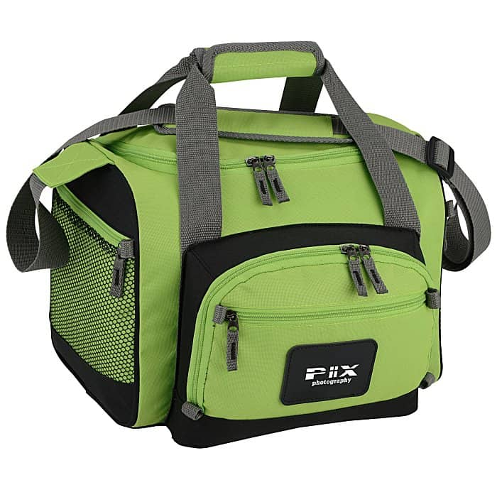12 Can Convertible Duffel Coolers make great corporate holiday gifts.
