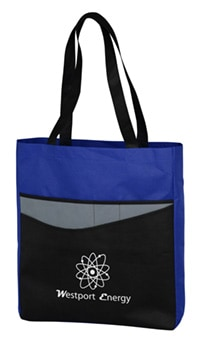 Surge Pocket Tote From 4imprint