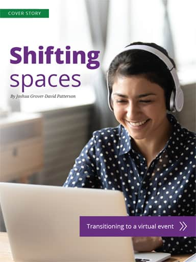 Thumbnail of Cover Story: Shifting spaces