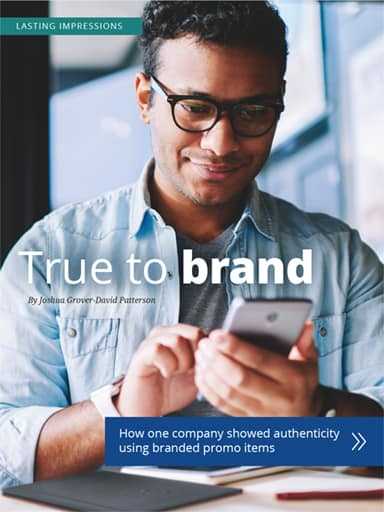 thumbnail of Lasting Impressions: True to brand