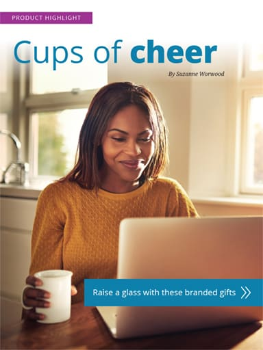 thumbnail of promotional highlight: Cups of cheer