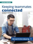 thumbnail of Lasting Impressions: Keeping teammates connected