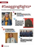 thumbnail of overheard story: Branded outerwear warms heads and hearts