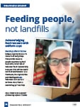 thumbnail of Remarkable Moment: Feeding people, not landfills