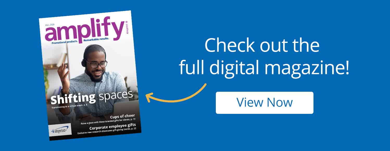 check out the full digital magazine - view now button