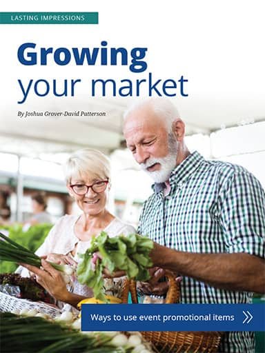 thumbnail of Lasting Impressions: Growing your market