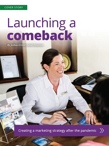 Thumbnail of Cover Story: Launching a comeback