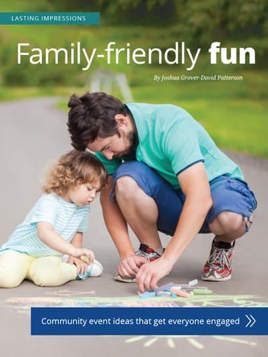 thumbnail of Lasting Impressions: Family-friendly fun