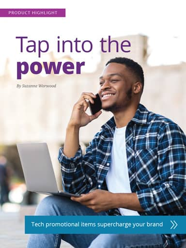 thumbnail of promotional highlight: Tap into the power