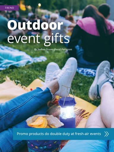 thumbnail of trend: Outdoor event gifts