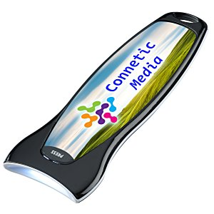 4imprint - SmashLight Messenger LED Flashlight - product 491367 - trade show promotional items