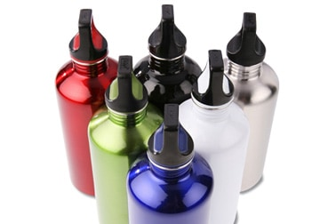 Promotional stainless steel water bottle giveaways | 4imprint.