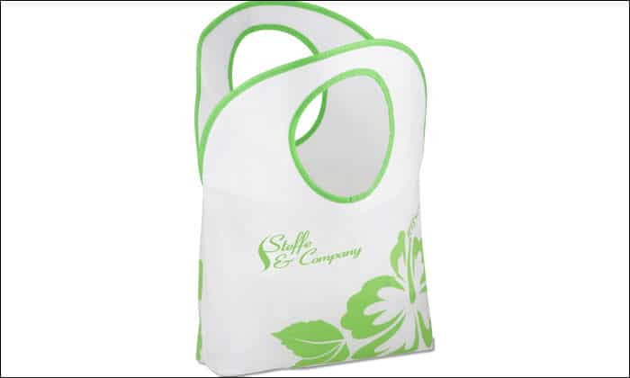 Polypropylene Hobo Tote from 4imprint