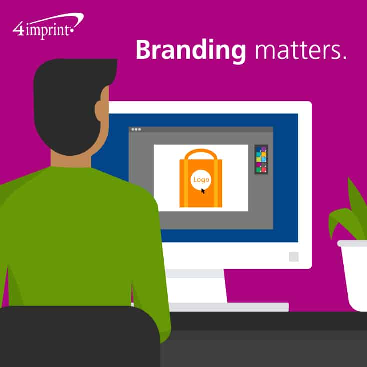 Branding matters. Use this tip when buying promotional products