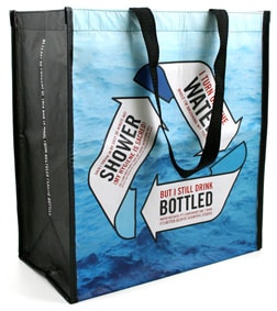 Bottled Water Bag