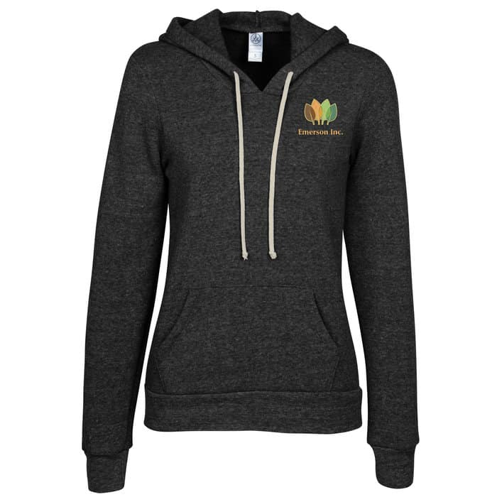 Alternative Fleece Athletics Hoodie Ladies