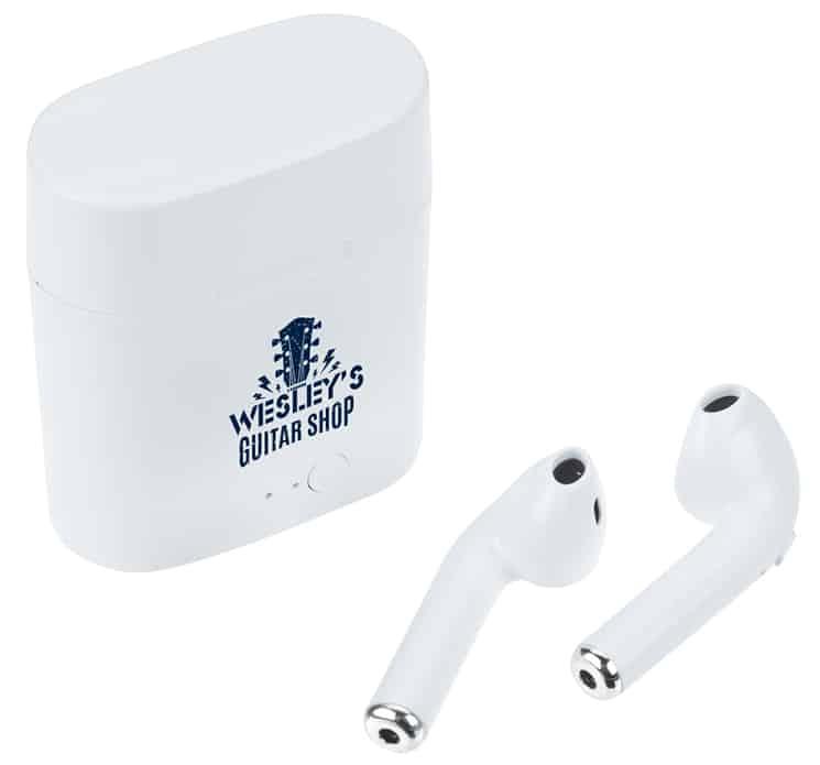 branded wireless ear buds