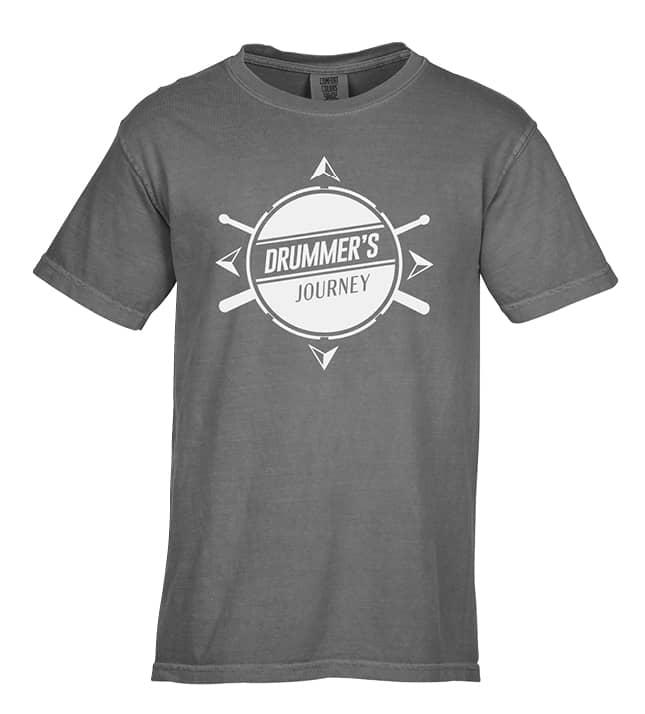 Drummer's Journey Branded T-Shirt