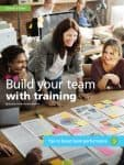 Build your team with training