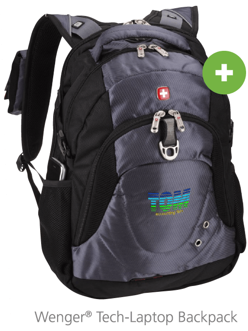 Wenger® Tech-Laptop Backpack