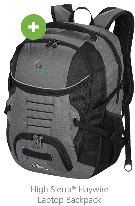 High Sierra® Haywire Laptop Backpack
