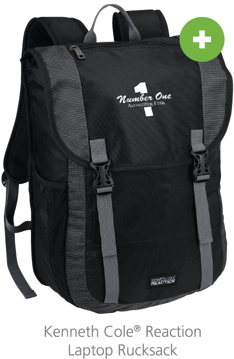 Kenneth Cole® Reaction Laptop Rucksack