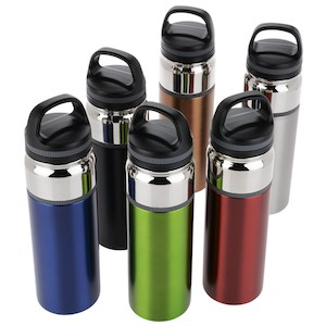 Bellagio Vacuum Bottle - Custom double wall tumbler