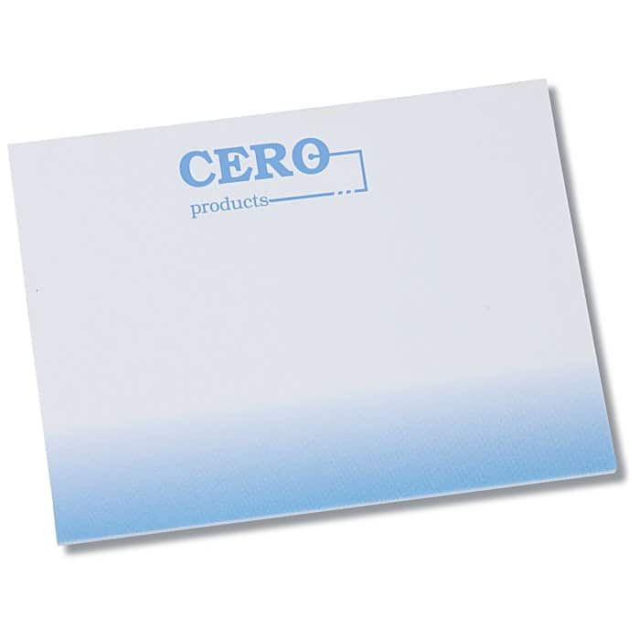"Sticky Note - Designer - 3"" x 4"" – Ombre is one of our unique notepads."