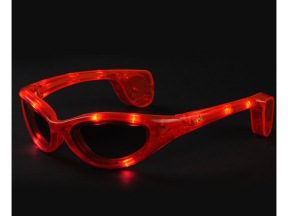 Blinking Sunglasses - Promotional Product 422828 from 4imprint