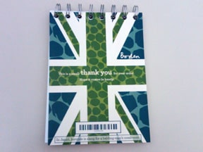 Boden thank-you gift