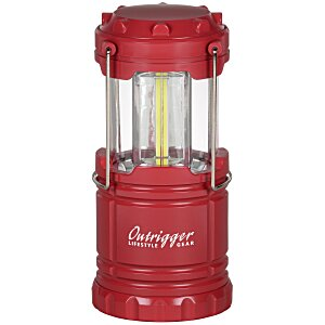 Britton Pop Up COB Lantern | Promotional flashlights from 4imprint.