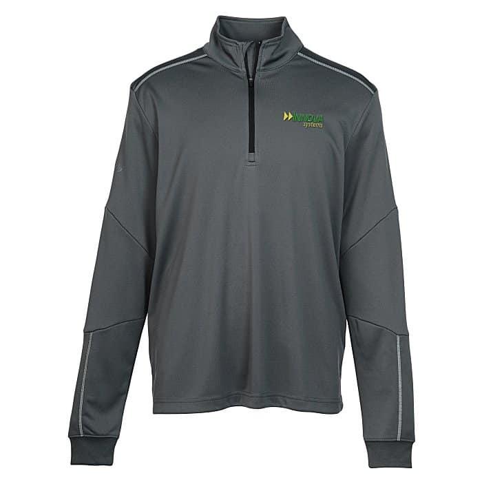 Callaway® Water Repellent 1/4-Zip Pullover – Men's | 4imprint custom golf gifts