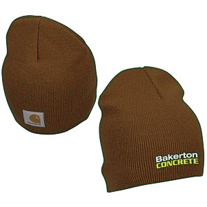 Carhartt Acrylic Knit Hat | 4imprint winter giveaways.