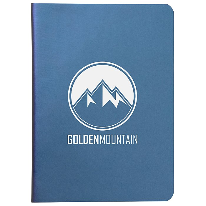 Chameleon Color Shift Notebook | Unique promotional products.
