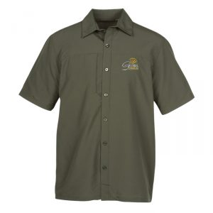 Charge Recycled Polyester Performance Shirt - Men's
