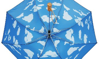 Clouds Umbrella Inside - Promotional Product 111798-1 from 4imprint