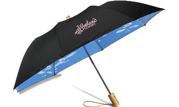 Clouds Umbrella Open - Promotional Product 111798 from 4imprint