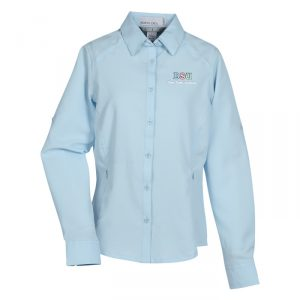 Concourse Performance Roll Sleeve Shirt