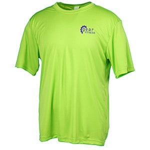 Contender Athletic T-Shirt - Men's | 4imprint apparel giveaways.