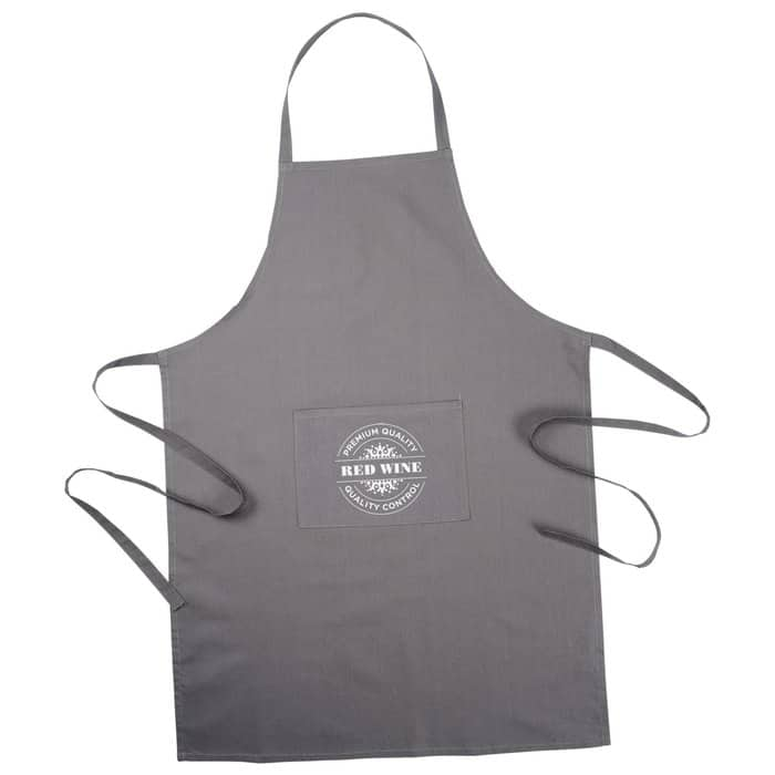 Cotton Full Length Apron | Company apparel for events.