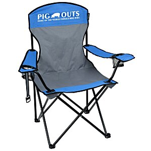 Crossland Camp Chair | Promotional outdoor gifts from 4imprint.