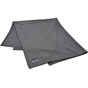 Crossland Fleece Blanket | Winter promotional items from 4imprint.