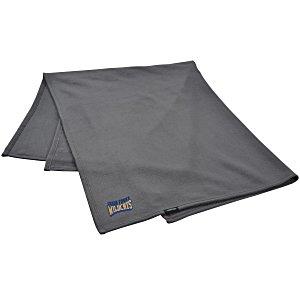 Crossland Fleece Blanket | Winter promotional items from 4imprint.