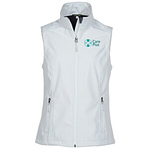 Crossland Soft Shell Vest Ladies' | Outdoor promotional items from 4imprint.