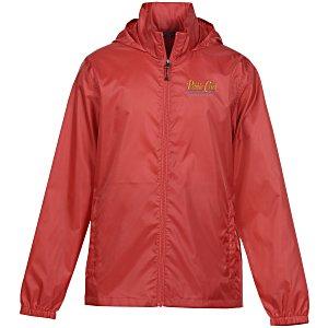 Red Lightwweight Jacket